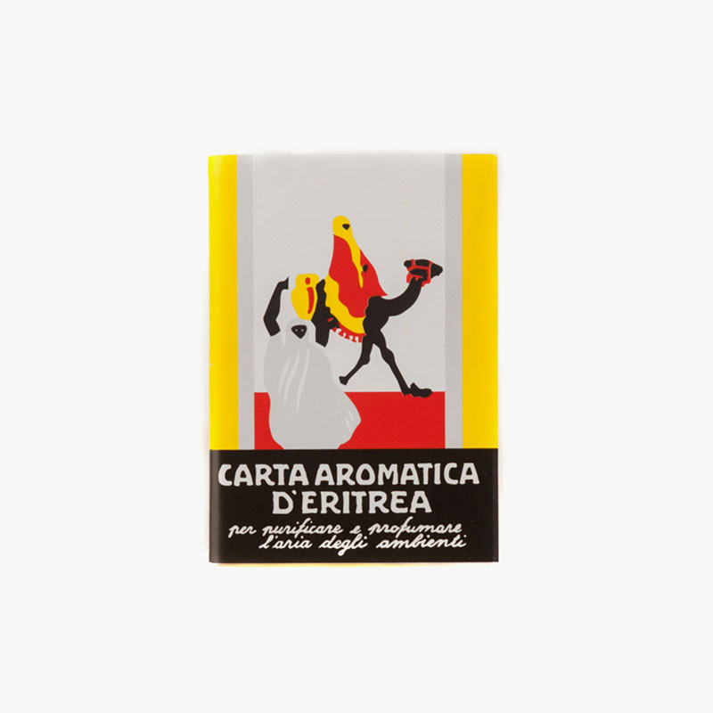 AMODO Berlin Deutschland Germany, Paper of Eritrea, Aromatic