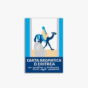 Amodo, Paper of Eritrea, Blue Aromatic