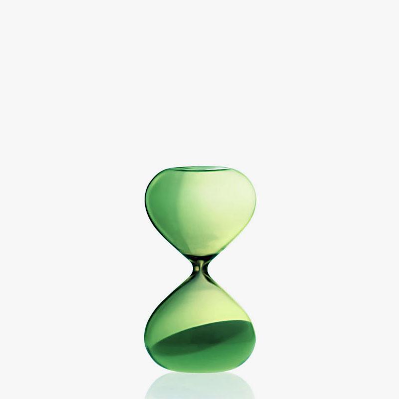 Amodo, Hightide, Hourglass Green 15 minutes