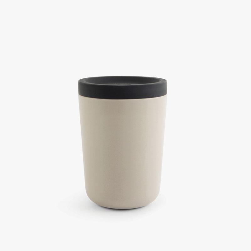 Ekobo, Reusable Coffee Cup, Stone