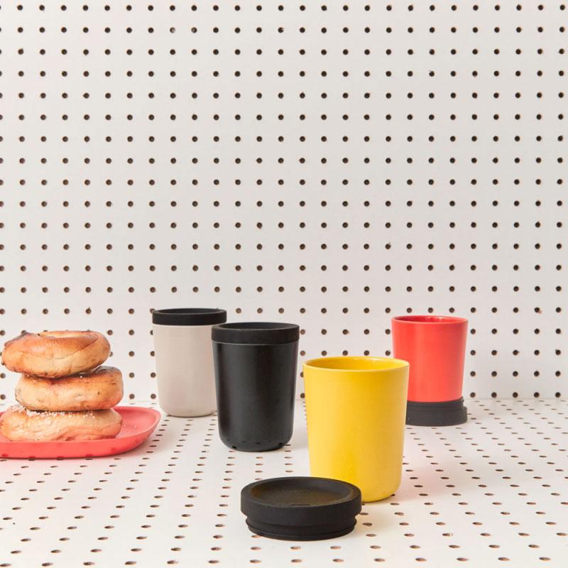 Ekobo, Reusable Coffee Cup