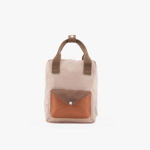 Amodo, Sticky Lemon, Small Backpack, Peony Pink
