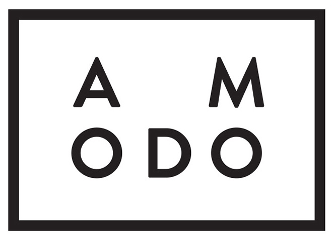 Amodo, Objects & Stories, Logo