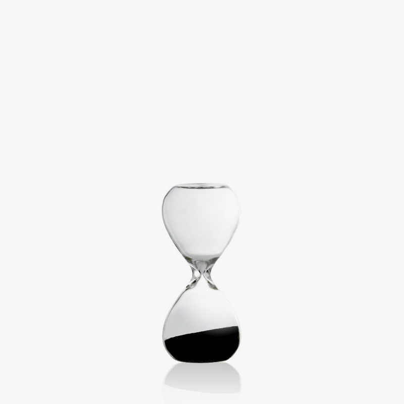 Amodo, Hightide, Hourglass, Clear, 3 minutes