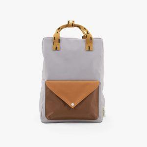 AMODO Berlin Large backpacks Envelope Sprinkles Lavander
