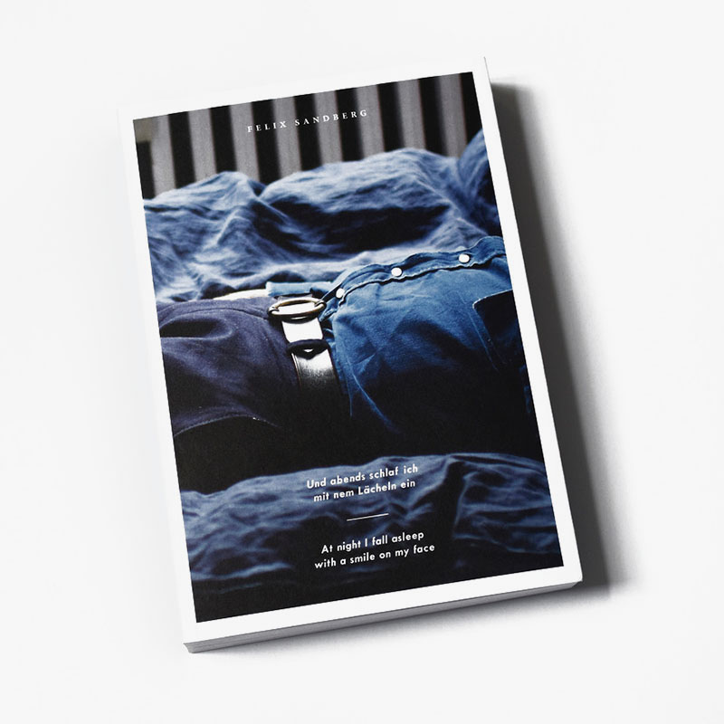 AMODO Berlin Felix Sandberg Book