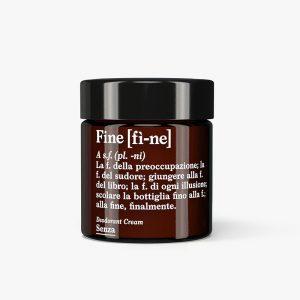 AMODO Fine Senza Deodorant Cream