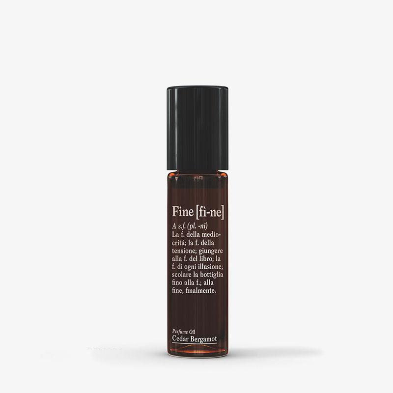 AMODO Berlin Fine Cedar Bergamot Perfume Oil