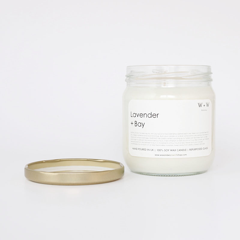 AMODO Berlin Wax + Wick Scented Candles