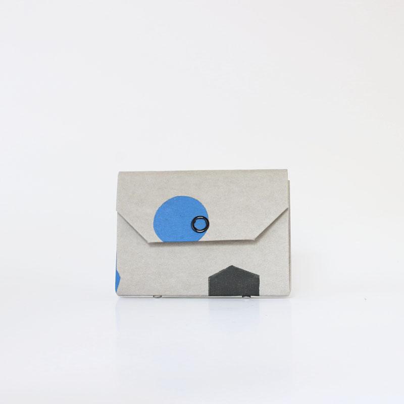 AMODO Berlin Pendular Pocket Wallet Slim