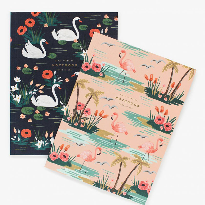 AMODO Berlin Birds of a feather Notebook Rifle paper Co