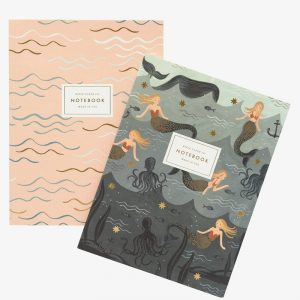 AMODO Berlin Mermaid Notebook Rifle paper Co