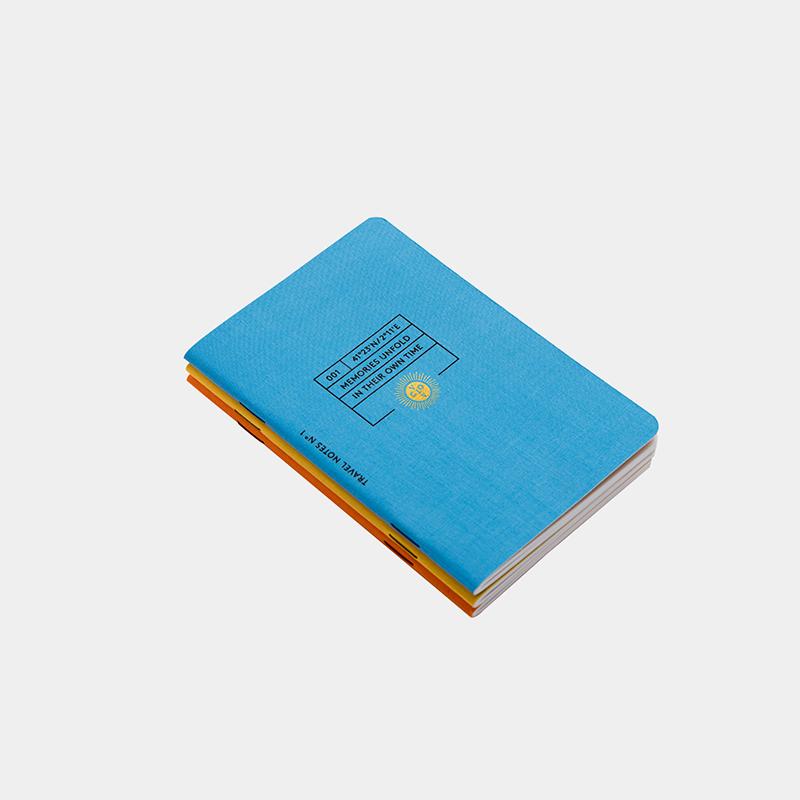 AMODO Berlin OCTAEVO Passport Travel Notes