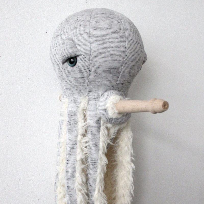 GrandPa Octopus Big Stuffed Stuffed Toys