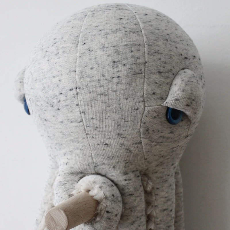 Big Stuffed Stuffed Animals Octopus Original Amodo Berlin