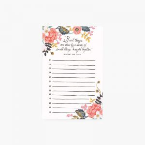 AMODO Berlin Rifle paper To Do Notepads