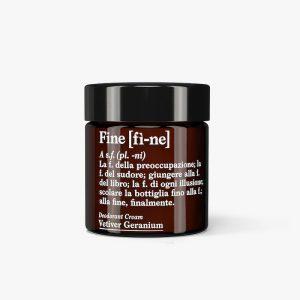 AMODO Fine Vetiver Geranium Glas