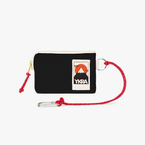 AMODO YKRA Mini Wallet Black