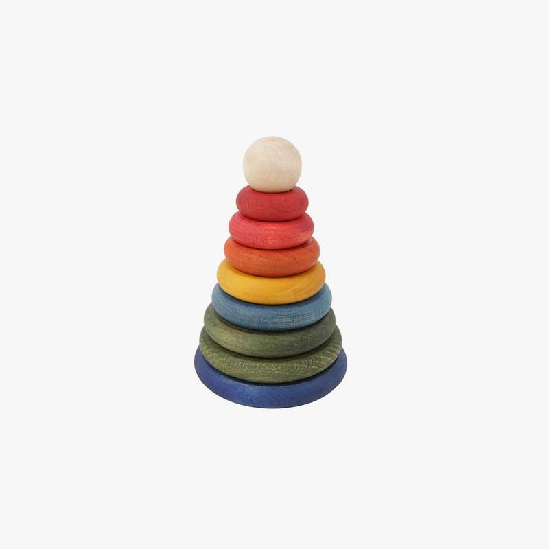 amodo berlin wooden story wood toys blocks eco stacker