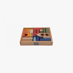 amodo berlin wooden story wood toys blocks eco stacker