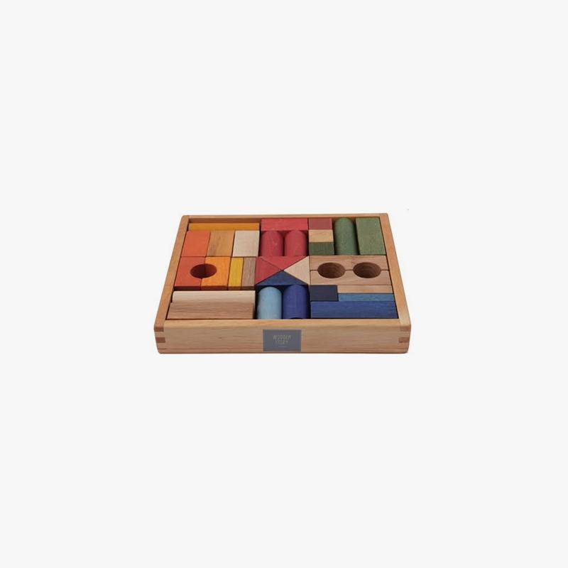 AMODO Berlin Deutschland Germany Wooden Story Wood Toys Blocks eco stacker