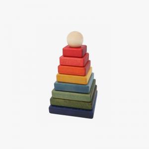 amodo berlin wooden story wood toys blocks eco pyramid
