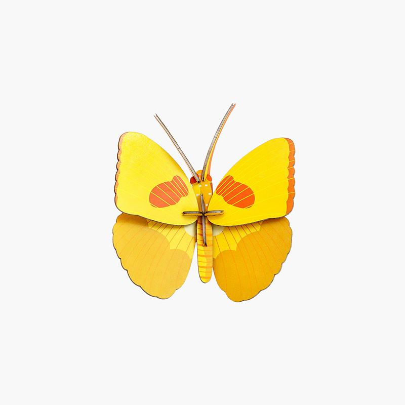 AMODO Studio Roof Yellow Butterfly