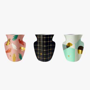 AMODO Berlin Octaevo Mini Paper Vase