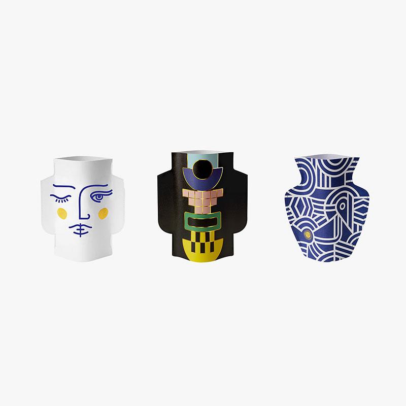AMODO Berlin Paper Vase