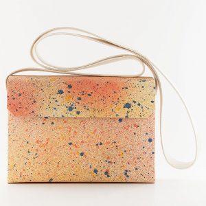 AMODO Berlin Pendular Pocket Sunset Cube Bag
