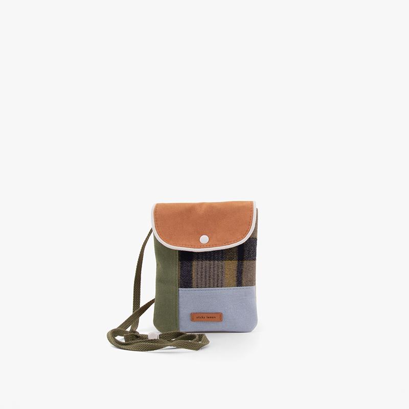 AMODO Berlin Sticky Lemon Wallet Bag Wanderer