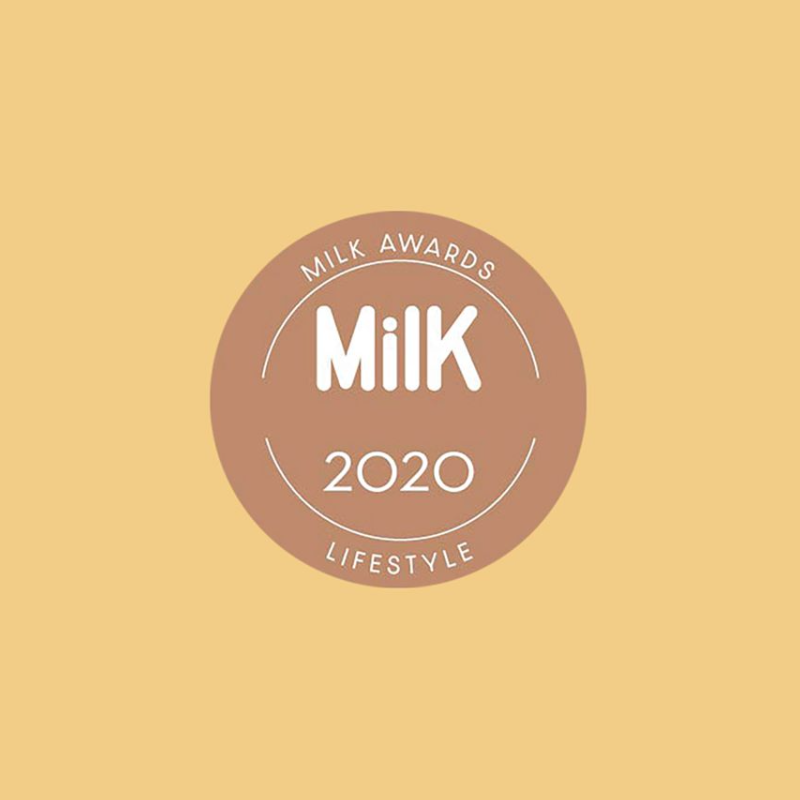 Milk lifestyle award 2020 2021 Sticky Lemon AMODO Berlin