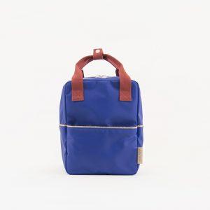 Amodo Sticky Lemon Small Backpack ink blue