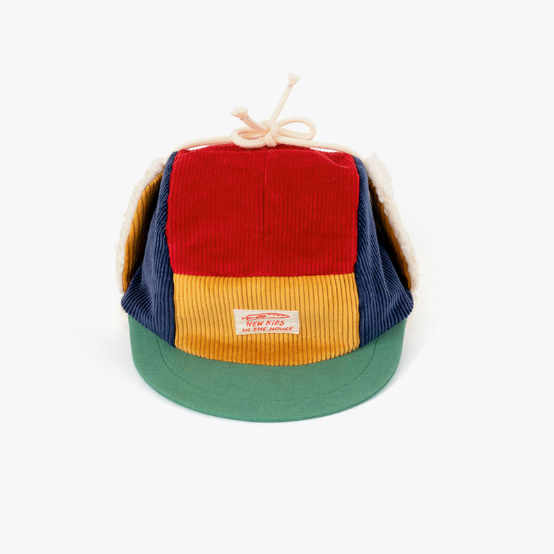 New kids in the hood house Robin Multicolor