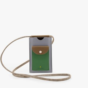 AMODO Berlin Sticky Lemon Phone Pouch