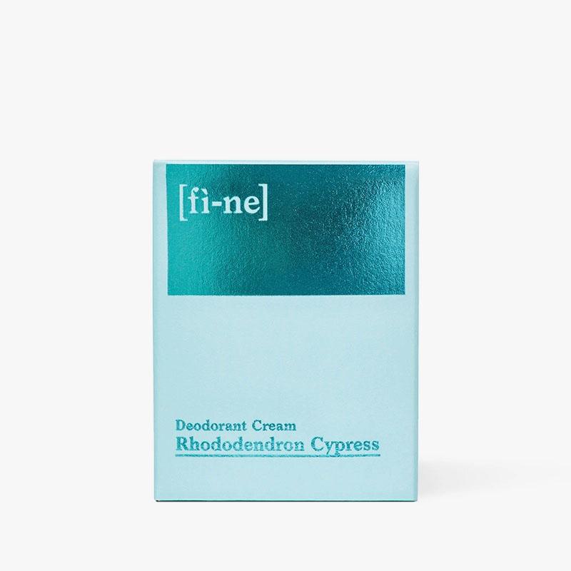 Fine Deodorant Cream Deo Rhododendron Cypress AMODO Berlin Deutschland